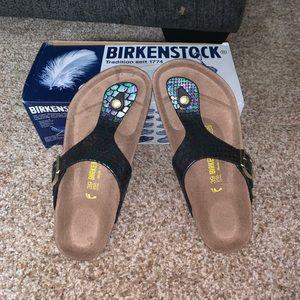 Birkenstock's!